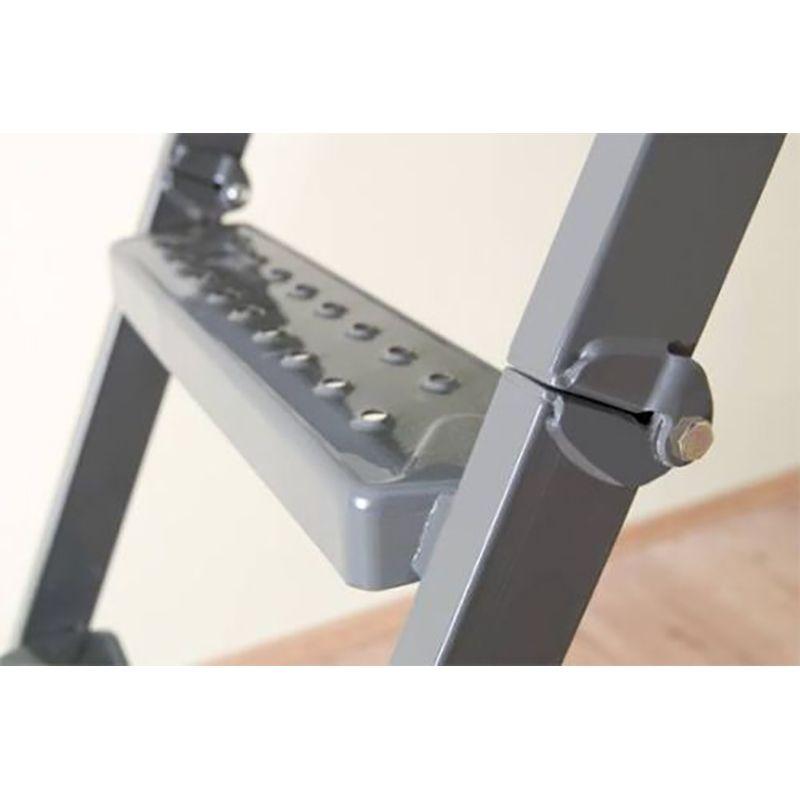 Escalera escamoteable de tramos met lica lmk komfort fakro - Escalera escamoteable precio ...