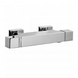 Termostático ducha CUADRO cromo - 107164