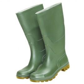 Botas goma altas verdes -...
