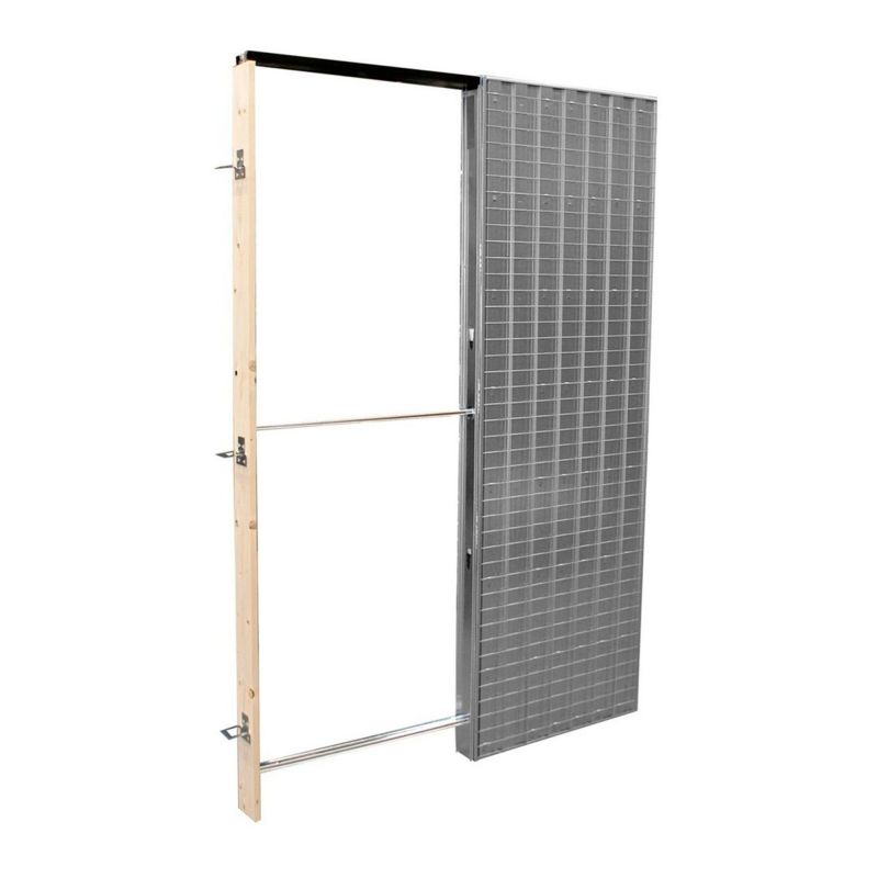 Casoneto puerta corredera pladur best puerta corredera - Precio puertas correderas empotradas ...