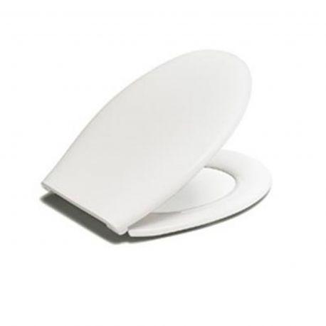 Asiento inodoro Estoli ALEXIA blanco - 80001808