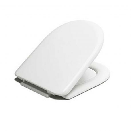 Asiento inodoro Estoli MILOS blanco - 20001808P