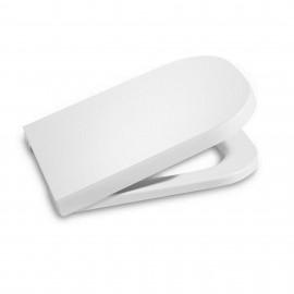 Asiento inodoro c/amort. Roca THE GAP COMPACTO blanco - A801732004