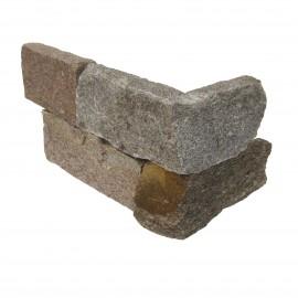 Esquina piedra natural...