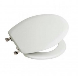 Asiento inodoro Roca LORENTINA blanco - A801070004