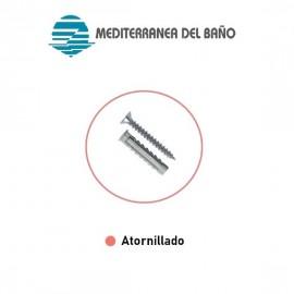 Jabonera rejilla pared ARIES - Mediterránea del Baño - 60022