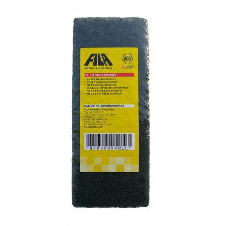 Kit 3 estropajos abrasivos FILA - 98000054