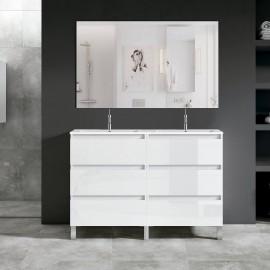 Conjunto mueble baño BOX 6C-COMBINA