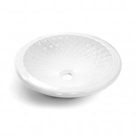 Lavabo porcelana RELIEF - 4075