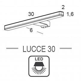 Luminaria LUCCE 30- 123395