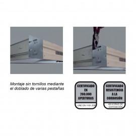 Armazón-premarco para puerta corredera ALFA-12 YESO
