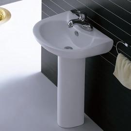 Lavabo pedestal OPORTO - 00137