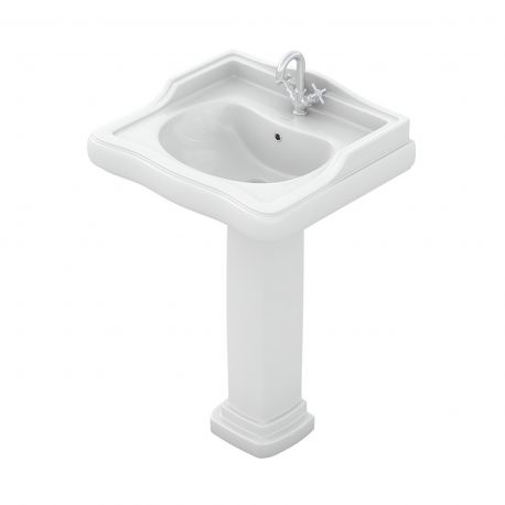 Lavabo pedestal ATENAS - 00079