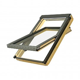 Ventana para tejado giratoria FAKRO Mod. FTP-V U3