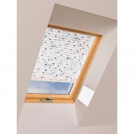 Cortina plisada para ventana FAKRO APS-I (color estándar)
