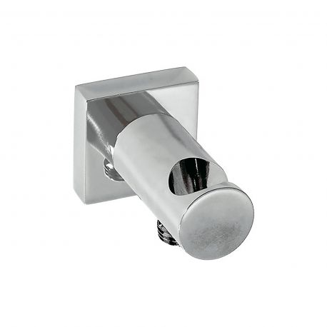 Soporte ducha c/toma TRES cromo - 06118201