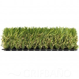 Césped Artificial SILVER GRASS 42 mm.