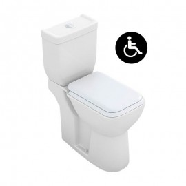 Inodoro OSLO PMR - para personas con movilidad reducida