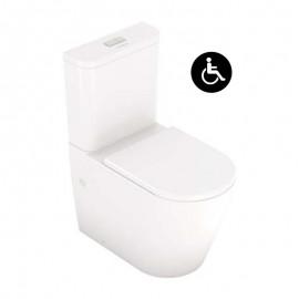 Inodoro TURIN PMR - 00671 - para personas con movilidad reducida