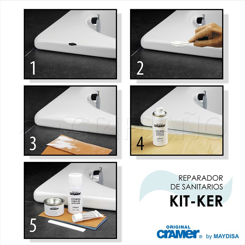 Reparador kit ker maydisa for Reparador de muebles