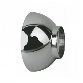 Plafón embellecedor A-68 Ø 40 mm. cromo