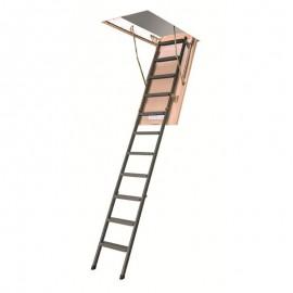 Escalera escamoteable de tramos metálica LMS SMART - Fakro