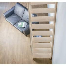 Escalera modular de madera MSU UNIVERSAL - Fakro