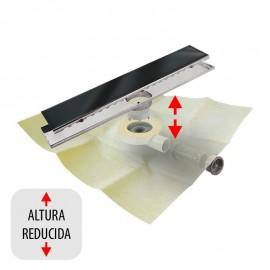 Kit LINEAL FLAT-DRY50 VIDRIO (sumidero+lámina)