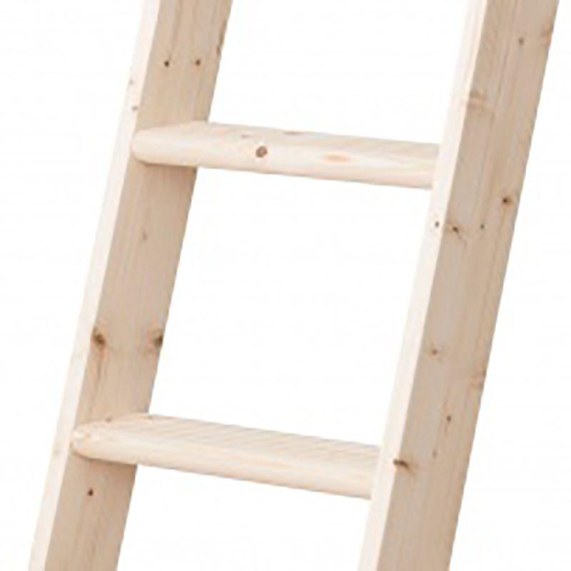 Escalera escamoteable de tramos lc 3 iso madera maydisa for Escalera escamoteable