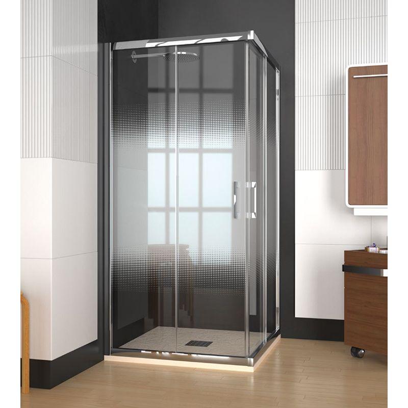 Mampara ducha canc n angular doccia - Mamparas de ducha serigrafiadas ...