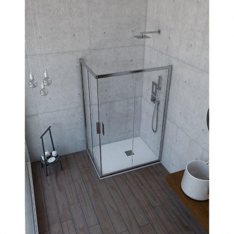 Mampara ducha ORINOCO angular