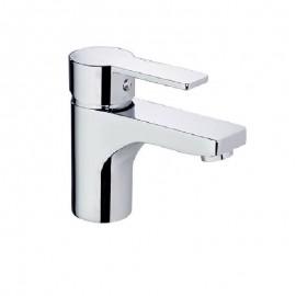 Monomando lavabo RS-Q cromo...