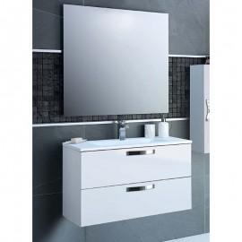 Conjunto mueble baño SLIM 2C