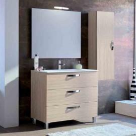 Conjunto mueble baño SLIM 3C
