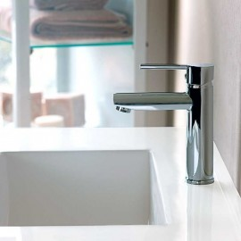 Monomando lavabo DRAKO cromo - 3304