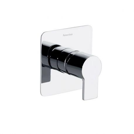Monomando ducha emp. RS-Q cromo - 931801S