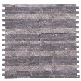 Malla Mosaico Piedra Natural MOS-016 1x5 - Tercocer