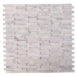 Malla Mosaico Piedra Natural MOS-017 1x5 - Tercocer