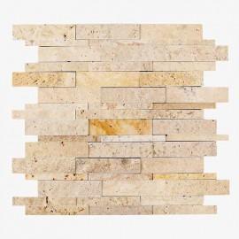 Malla Mosaico Piedra Natural MOS-019 1x5 - Tercocer