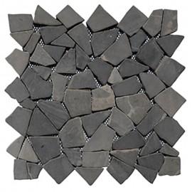 Malla Mosaico Piedra Natural MOS-101 GRIS - Tercocer