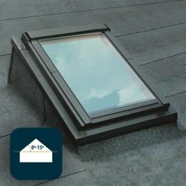 Tapajuntas ventana FAKRO cubierta horizontal EFW