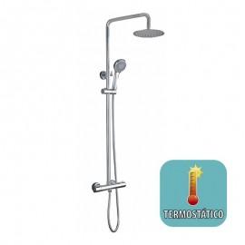 Conjunto ducha termostático LONDRES - Imex - BTL011