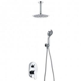 Kit monomando de ducha empotrado MÓNACO - Imex - GT003