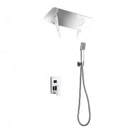 Kit monomando de ducha empotrado SUMATRA - Imex - GTS019