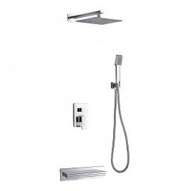 Kit monomando de ducha empotrado JAVA - Imex - GPV017
