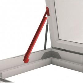 Bloqueo de cierre ventanas cubierta plana ZBR
