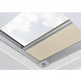 Cortina de oscurecimiento para ventana cubierna plana FAKRO ARF/D-I (color estándar)