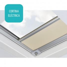 Cortina de oscurecimiento para ventana cubierna plana FAKRO ARF/D-II (color especial)