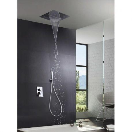 Conjunto ducha empotrado MÁLAGA - Imex - GTS020