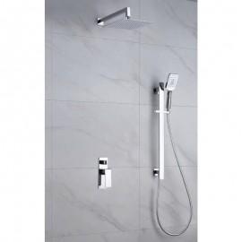 Kit monomando de ducha empotrado BORNEO - Imex - GPB022